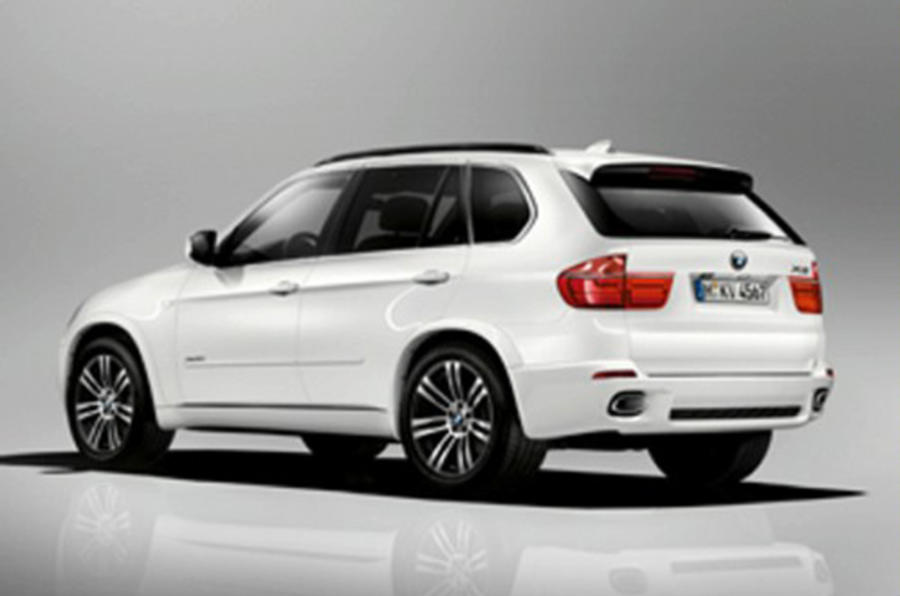 bmw x5 m sport pack launched autocar. Black Bedroom Furniture Sets. Home Design Ideas