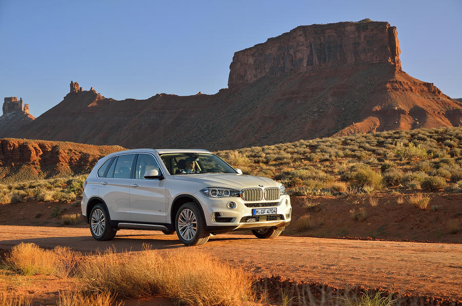New BMW X5 revealed