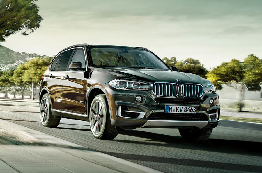 BMW reveals armoured X5 ahead of Moscow motor show debut