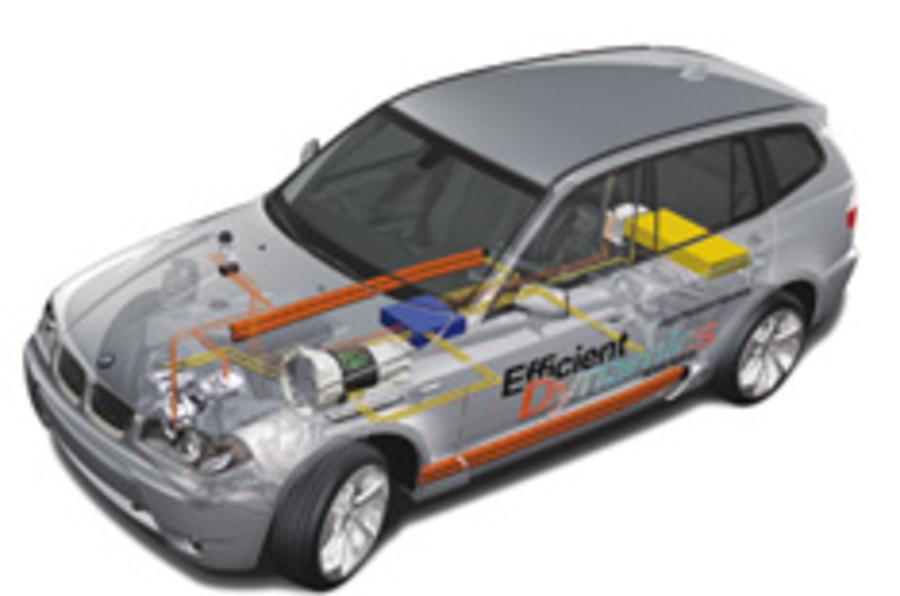 """BMW hybrids """"must beat diesels"""""""