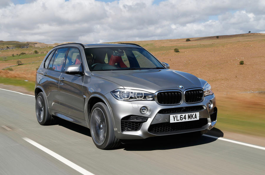 Bmw X5 M Review 2017 Autocar
