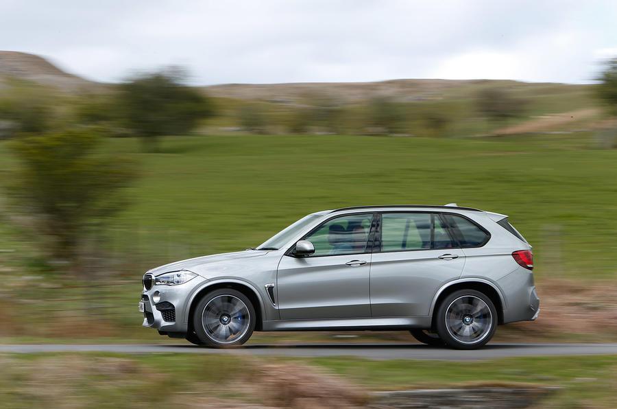 The 567bhp BMW X5 M