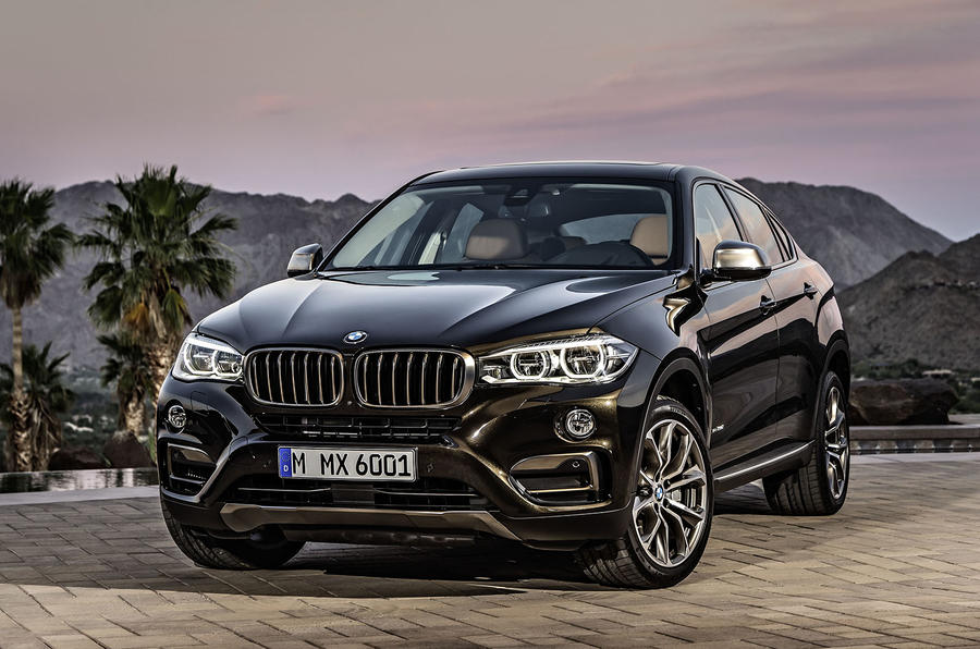 Bmw Plots Eight Strong Suv Family By 2020 Autocar