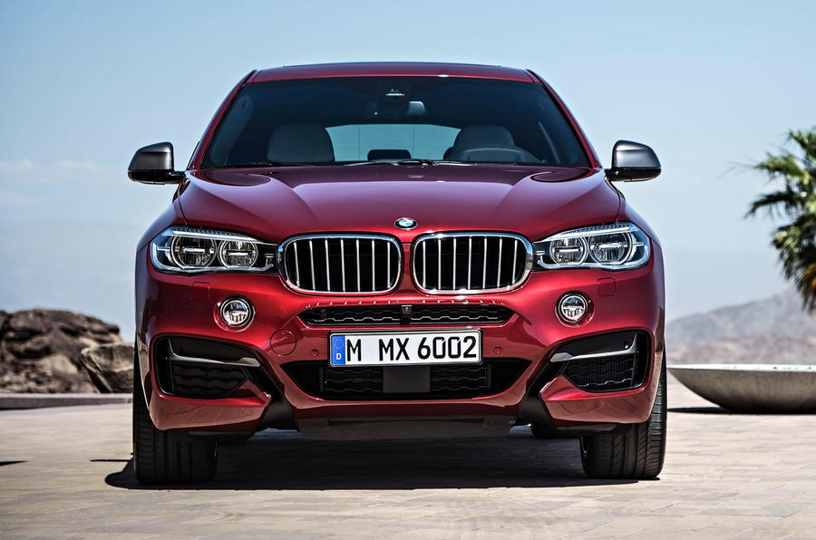 New BMW X6 launch delayed until Paris motor show
