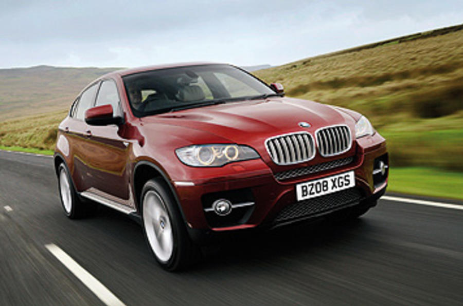 BMW considering new 'X4'