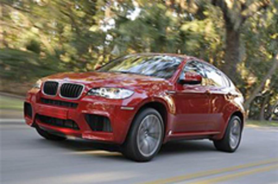 Revealed: BMW X6 M and X5 M