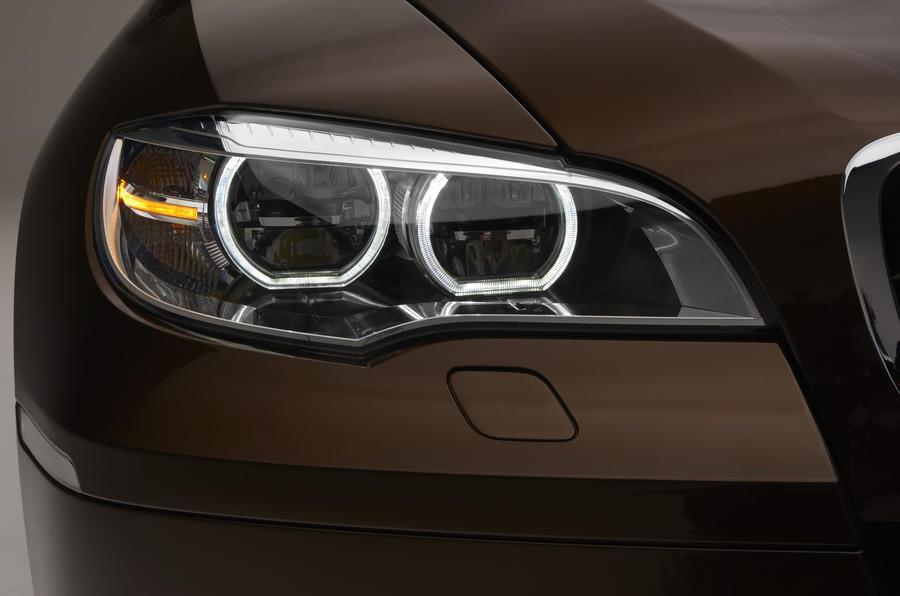 Geneva 2012: BMW X6 facelift
