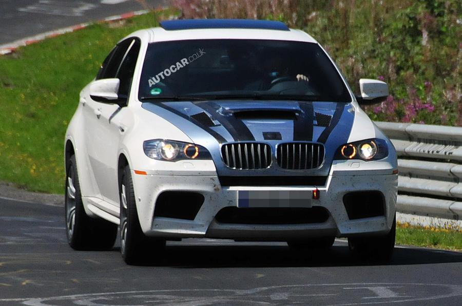 BMW lines up a diesel M5