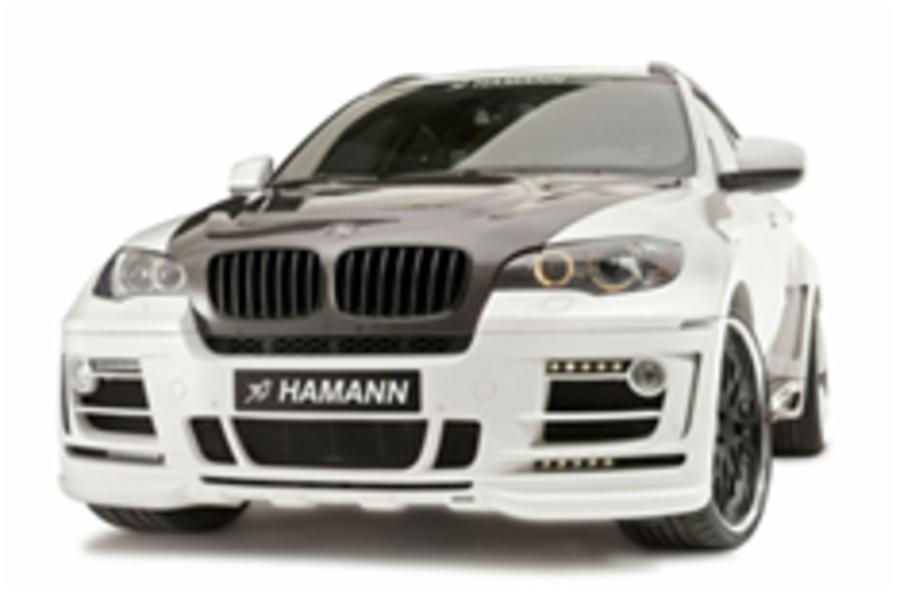Frankfurt motor show: BMW X6 Tycoon Evo