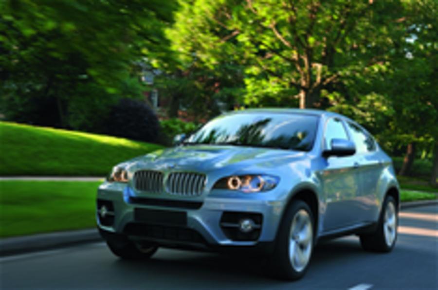 BMW plans more hybrid models