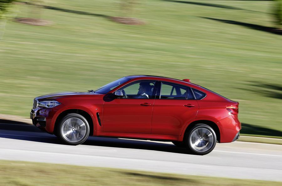 376bhp BMW X6 M50d