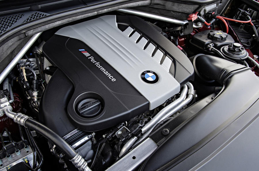 BMW X6 M50d first drive review