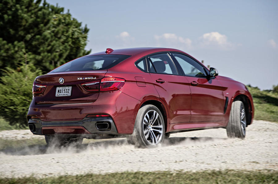 bmw x6 m50d first drive. Black Bedroom Furniture Sets. Home Design Ideas