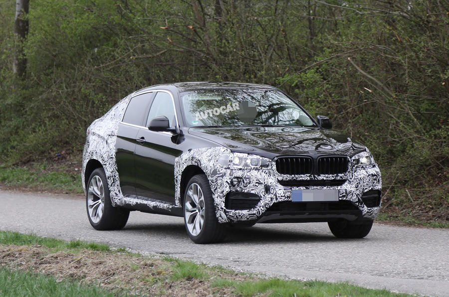 new car releases 2015 ukNew BMW X6 nears yearend launch  Autocar