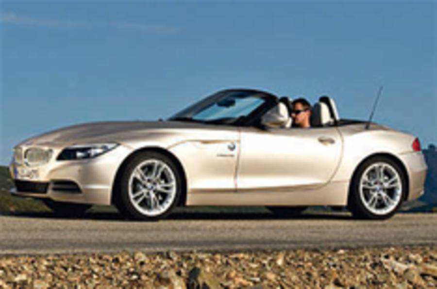 New BMW Z4 revealed