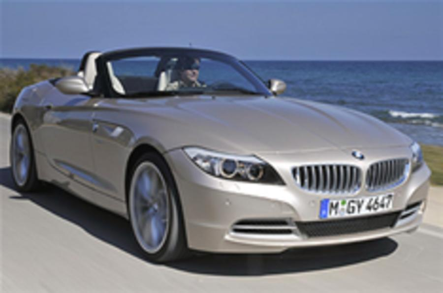 No M model for new BMW Z4