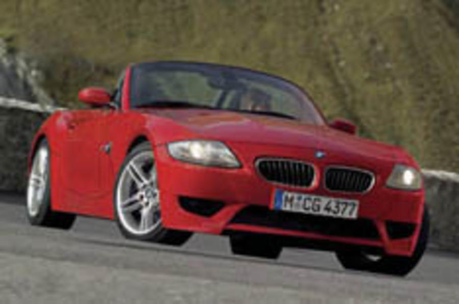 Meet BMW's Boxster
