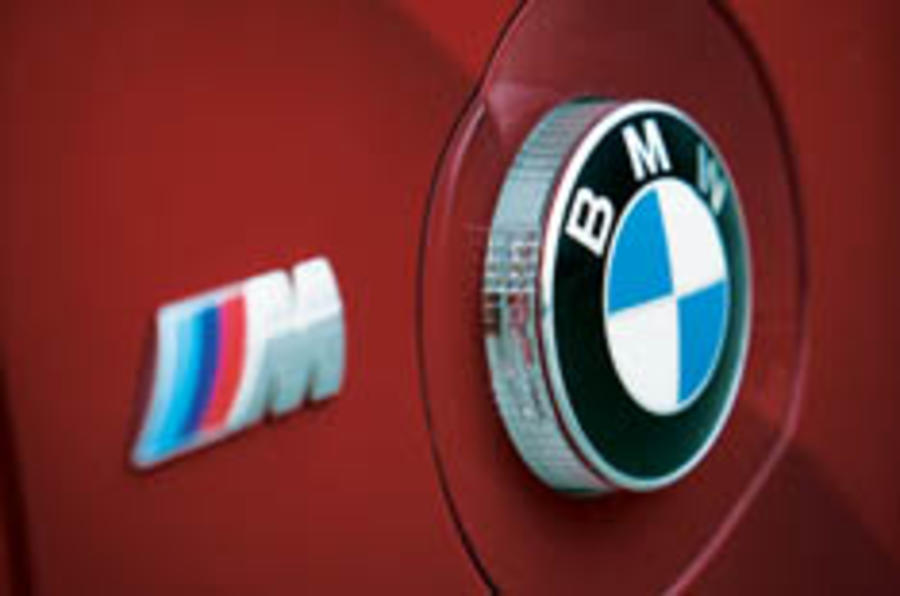 BMW's 'disappointing' financial results