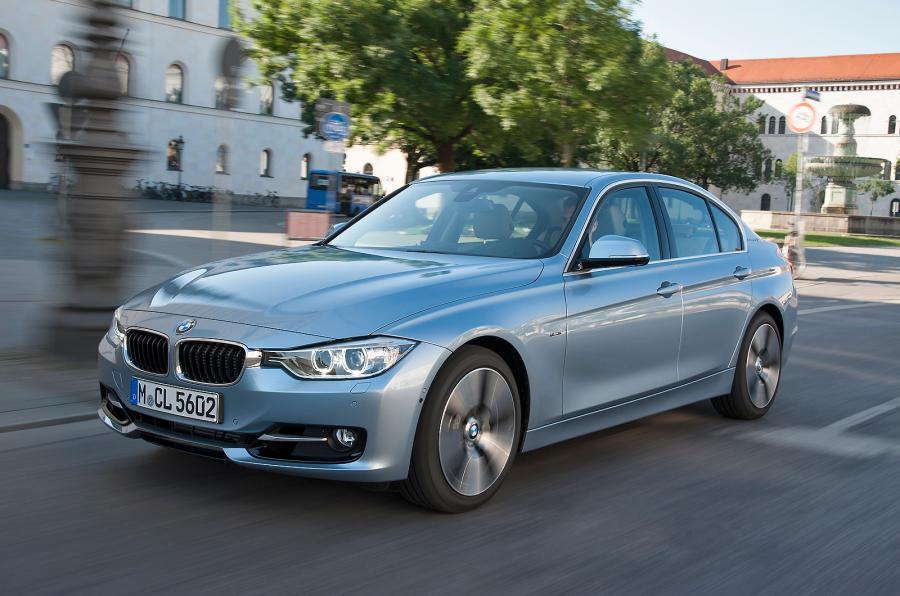 BMW ActiveHybrid 3 SE