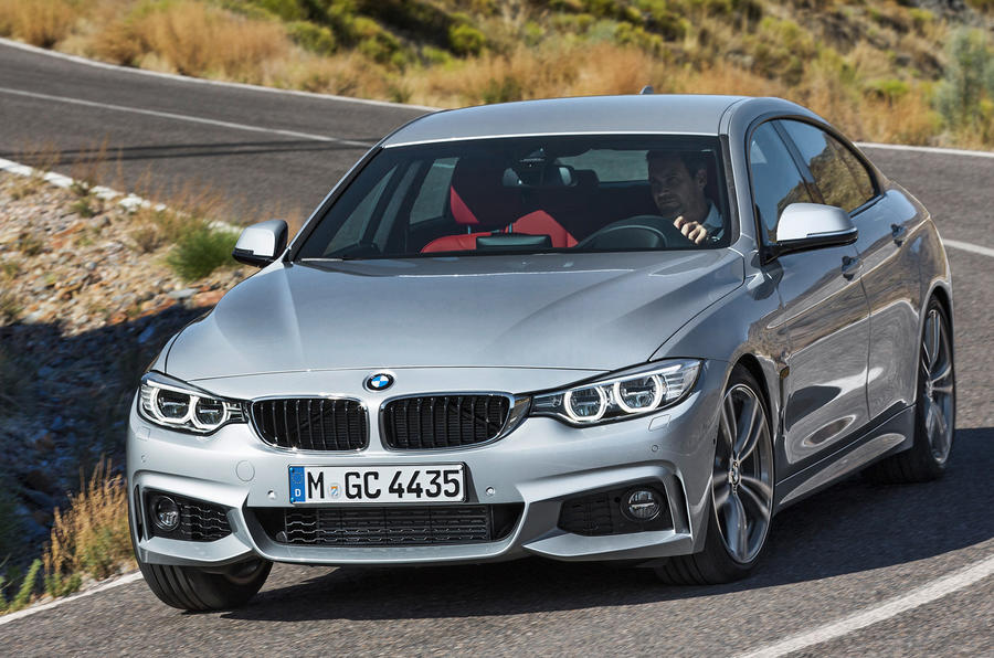 New BMW 4-series Gran Coupé revealed