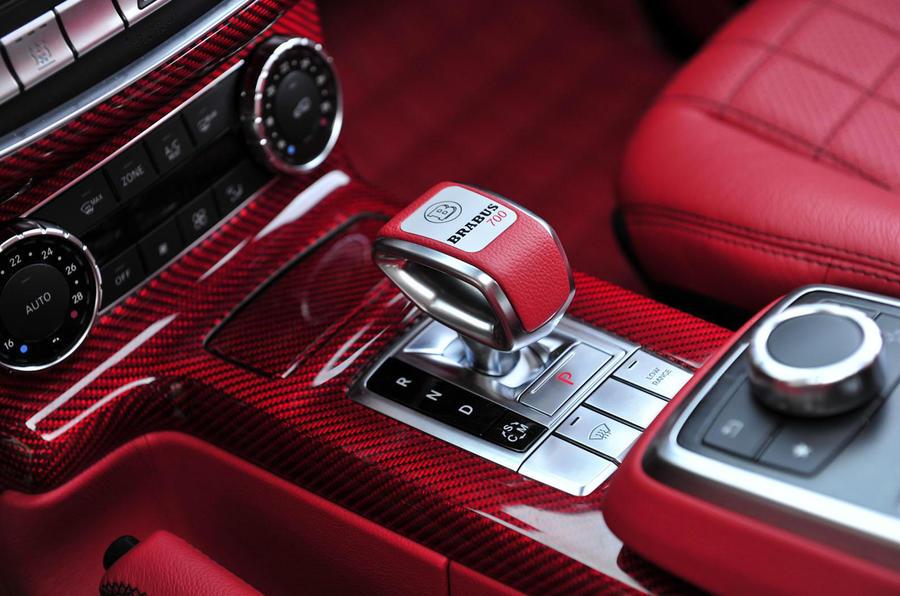 Sixwheeled 691bhp Brabus unveiled  Autocar