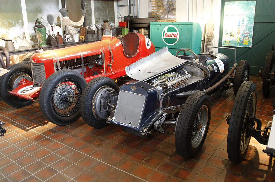 Brilliant Brooklands - picture special