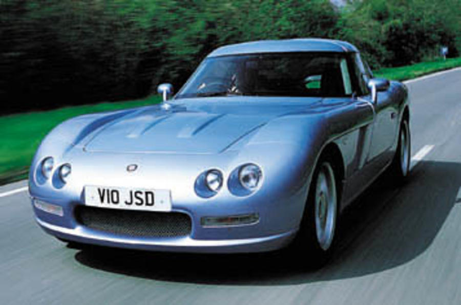 Bristol Cars in administration