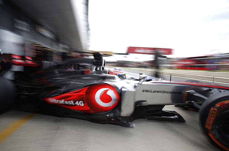 British GP preview - Jenson Button on his Silverstone hopes