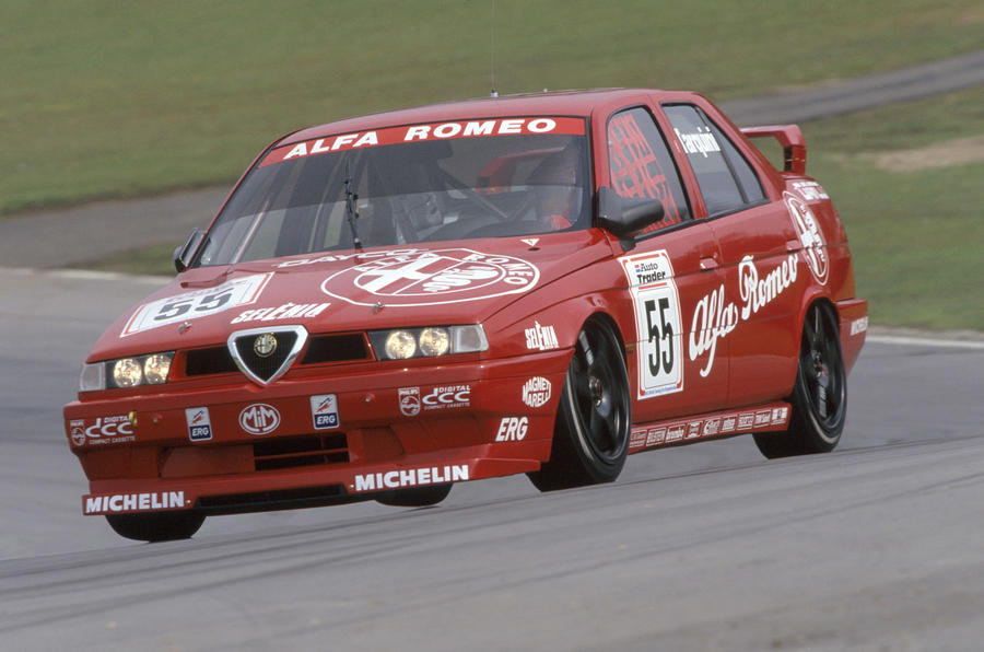 Alfa Romeo 156 Btcc Super Touring Car: The BTCC's Super Touring Era