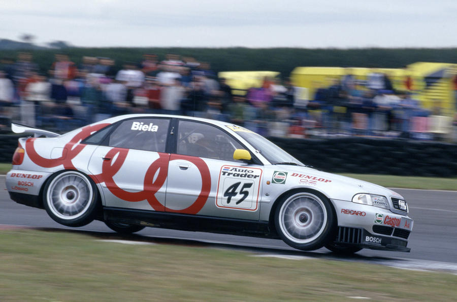 Remembering the BTCC's Super Touring era - picture gallery