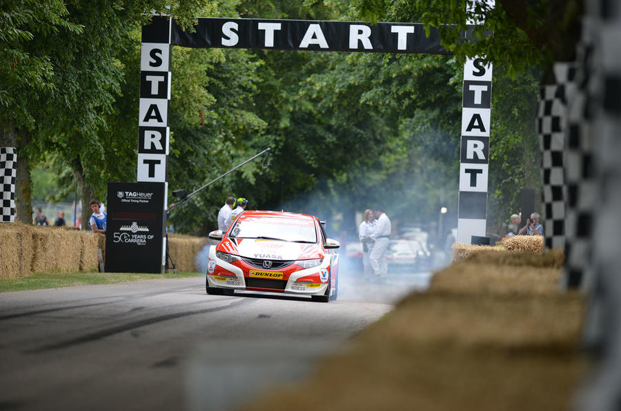 Goodwood Festival of Speed 2013: Honda to show BTCC and F1 cars