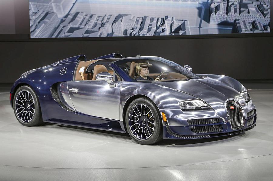 Final Bugatti Veyron Legend edition celebrates Ettore Bugatti