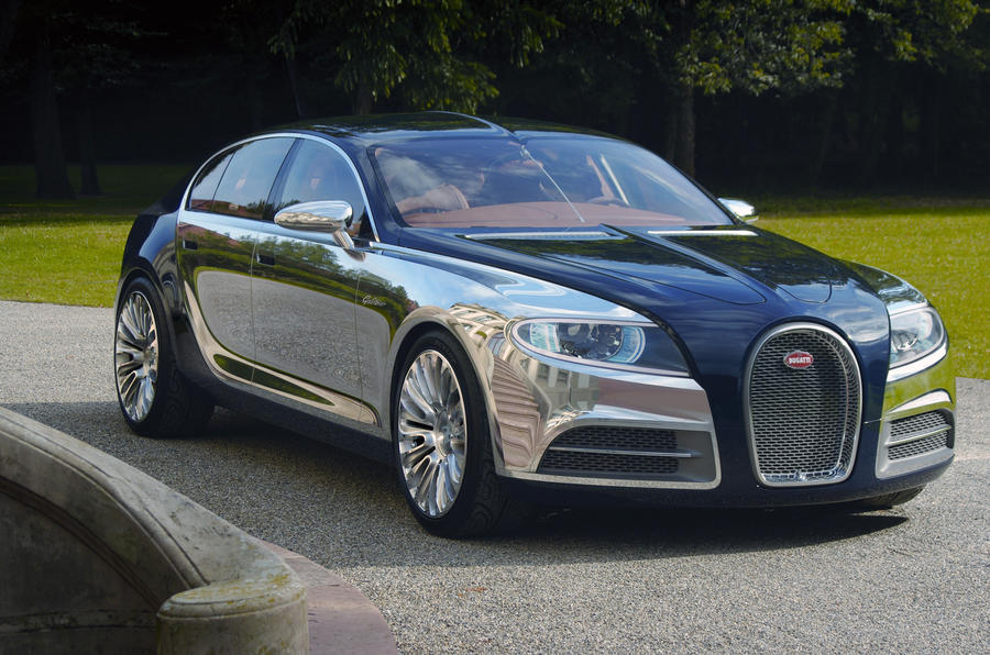 Bugatti Galibier axed in favour of new Veyron