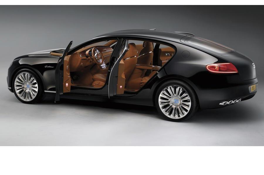 new bugatti saloon in 2013 autocar. Black Bedroom Furniture Sets. Home Design Ideas