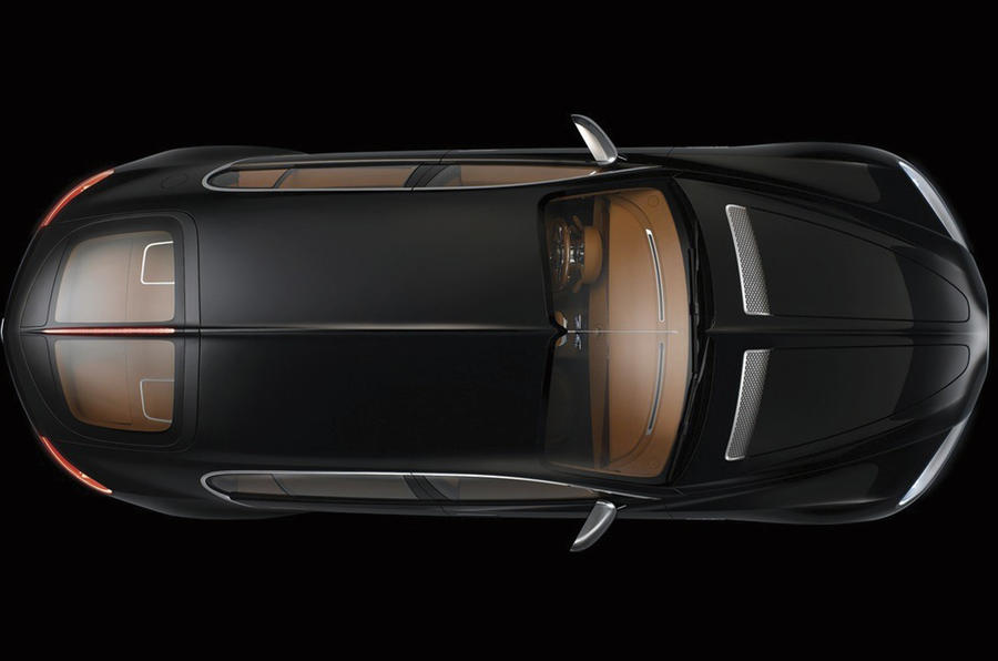 Bugatti 16 C Galibier: latest pics