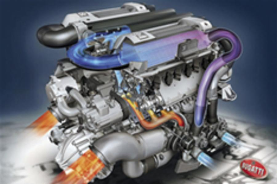 Bentley special: Veyron power on the way