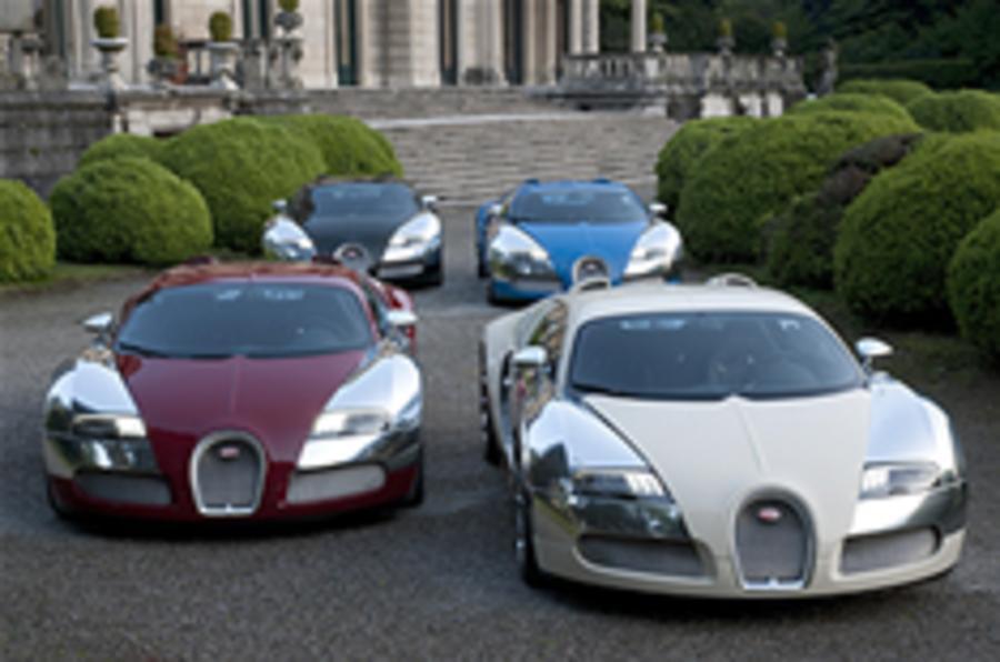More pics: Veyron Centenaire