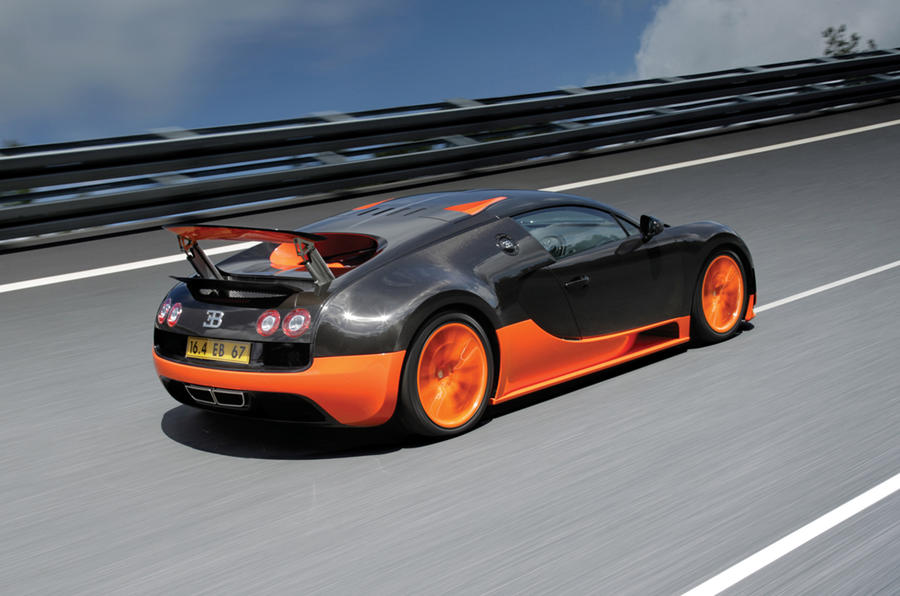 Fastest Bugatti Veyron revealed