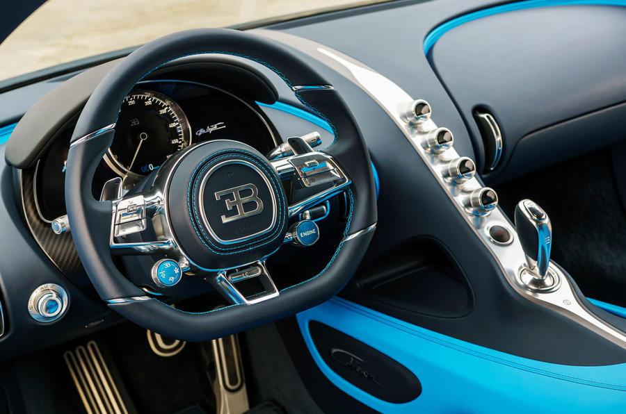 Bugatti Chiron Review 2019 Autocar