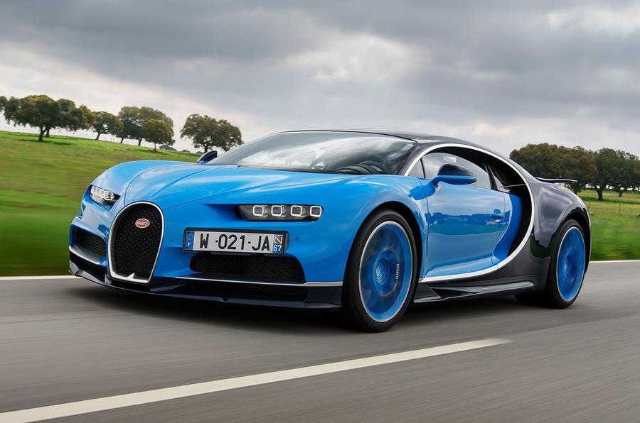 Perfect Bugatti Chiron; Bugatti Chiron Rear ...