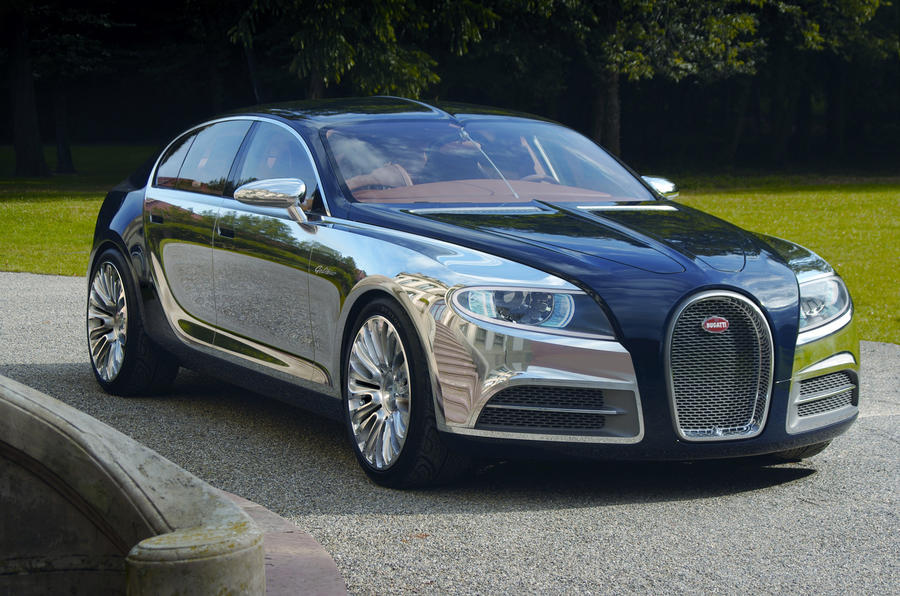 Bugatti Galibier 'significantly altered'