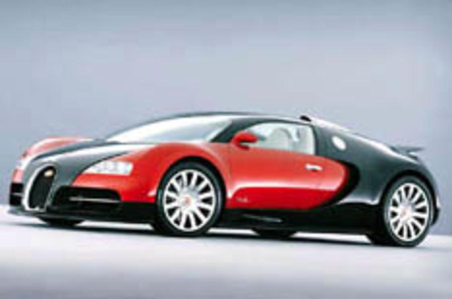 Veyron deliveries next year