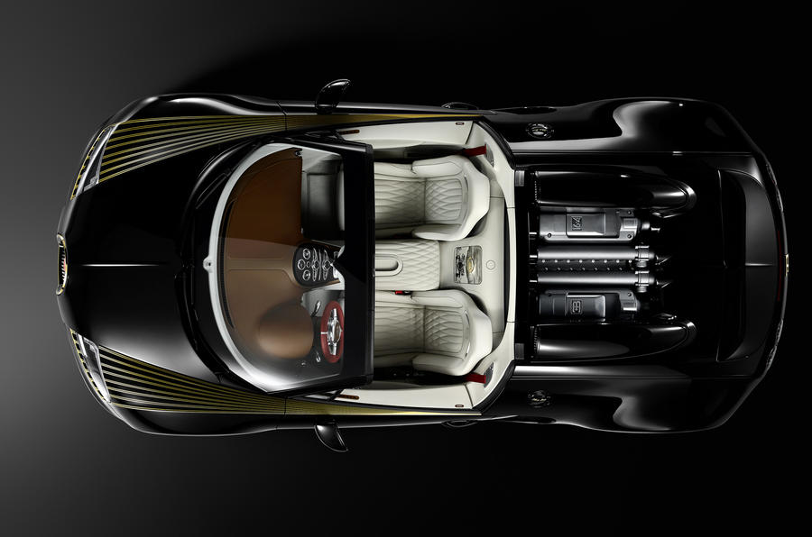 Bugatti to reveal fifth Legends car in Beijing