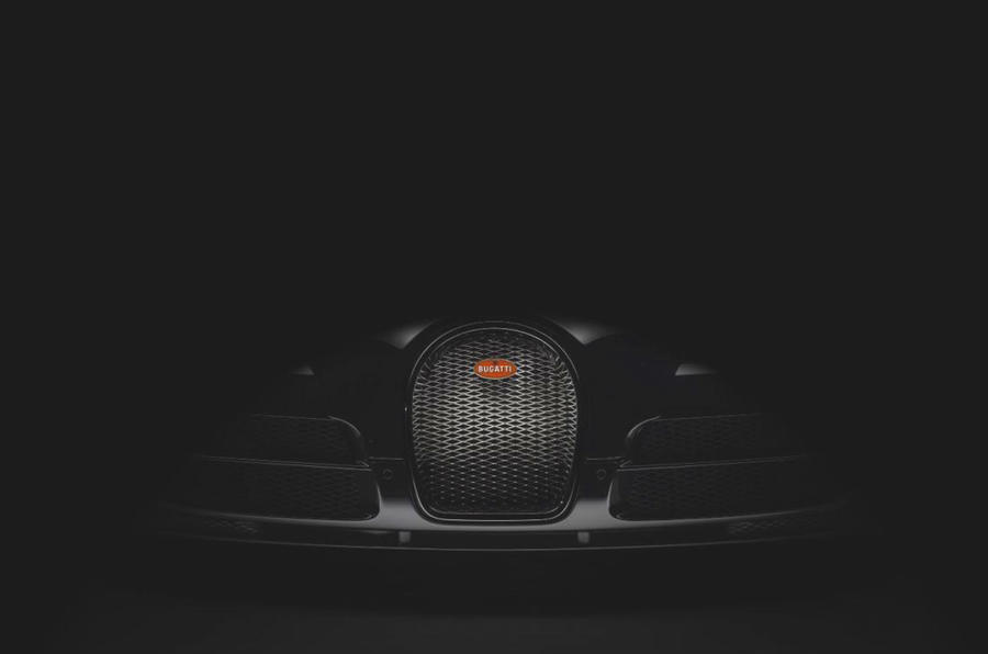 New Bugatti Veyron special edition teased