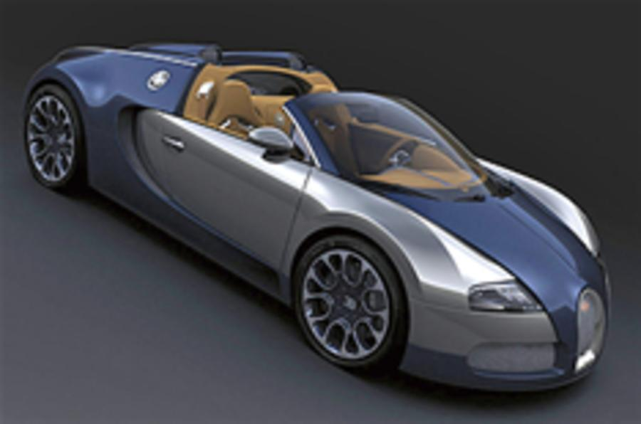 Bugatti Sang Bleu is 'last one-off'