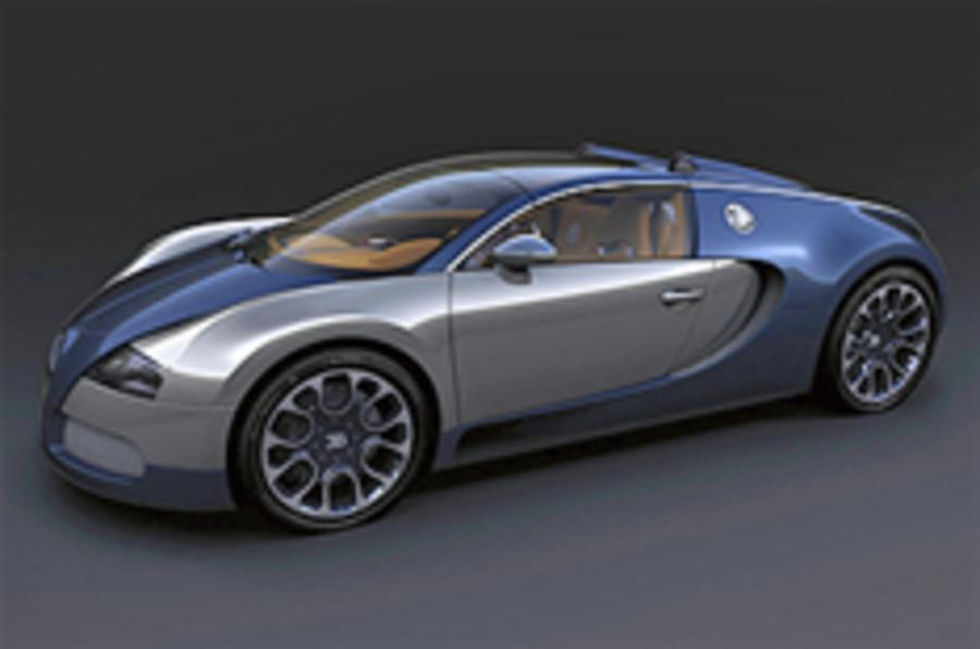 Special Veyron Grand Sport