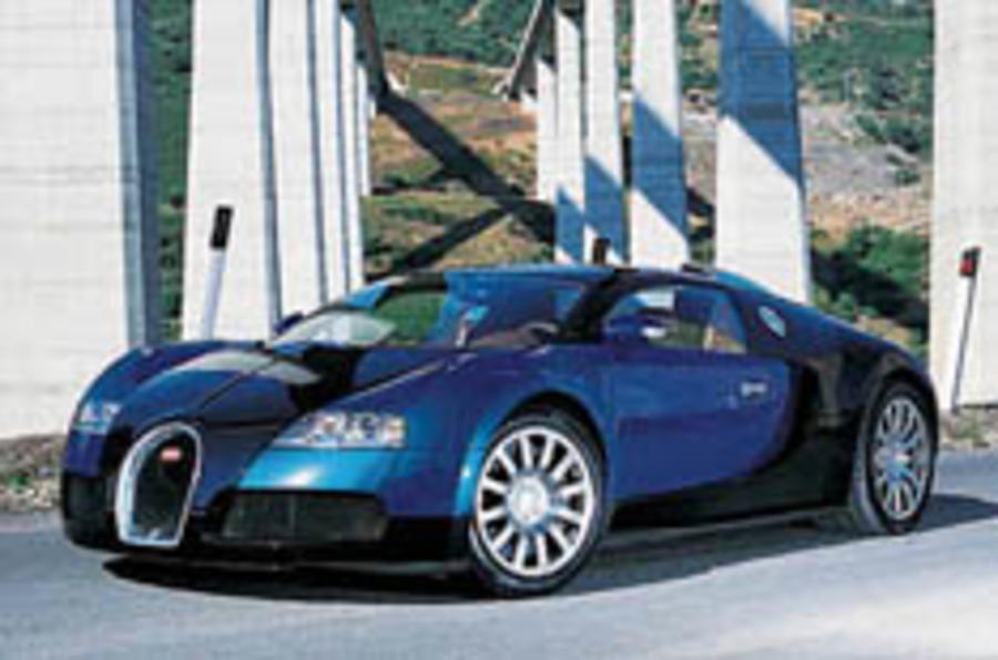 Veyron-crasher gets 9 points, big bill