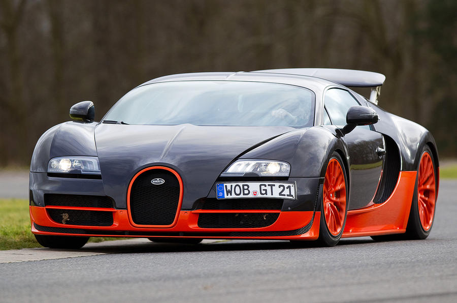 Will Bugatti build the first production car capable of 300mph