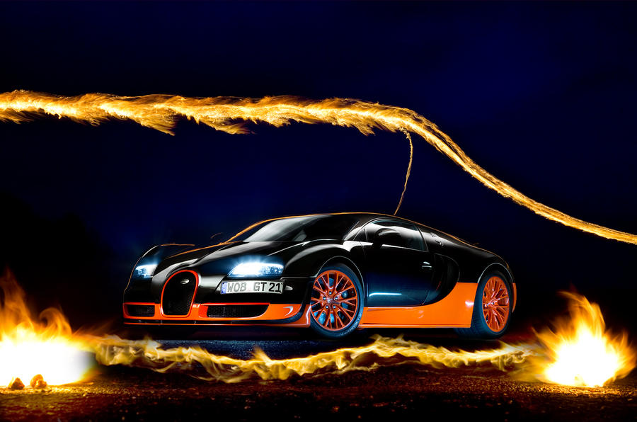 The Bugatti Veyron Super Sport Has Rewritten Autocaru0027s Record Books