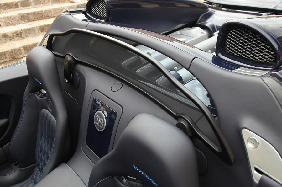 bugatti veyron vitesse review 2017 autocar. Black Bedroom Furniture Sets. Home Design Ideas